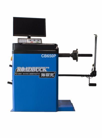 Manufacturer Competitive Automatic Digital LCD Display Tire Balancer for Work Shop