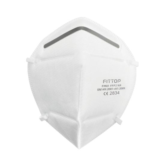 FFP2 Disposable Protective Facial Mask for Daily Usage