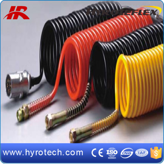 High Quality Coil Assembly (PA11\PA12\PA6\PU\PE) pictures & photos