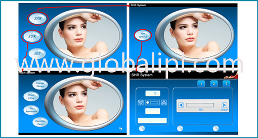 Painless Shr Super Hair Removal Machine with CE Approved pictures & photos