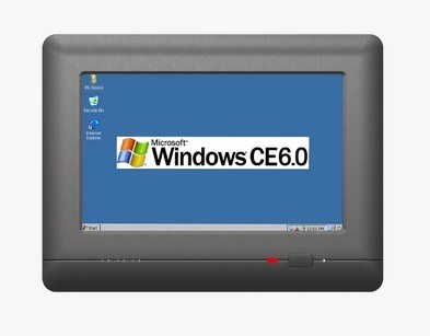 """POS Terminal with 7"""" Embedded Panel PC"""