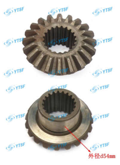 High Quality Yuejin Auto Parts Differential Axle Gear pictures & photos