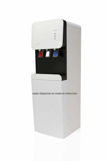 New Design Popular Hot & Cold Water Dispenser with 3 Taps pictures & photos
