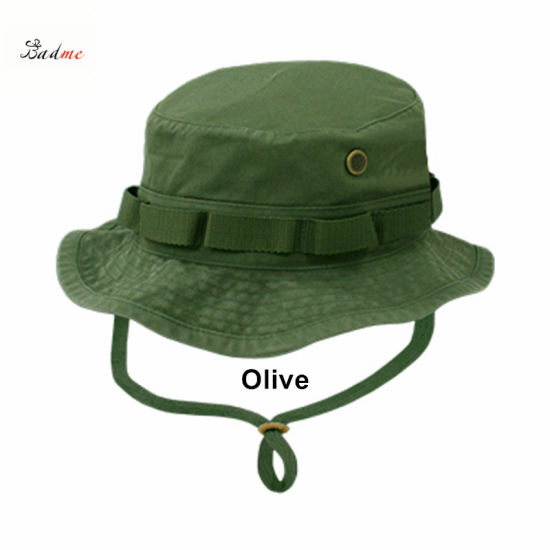 605bacb1 China Camo Military Bucket Hat/Outdoor Hat/Fishing Hats - China ...