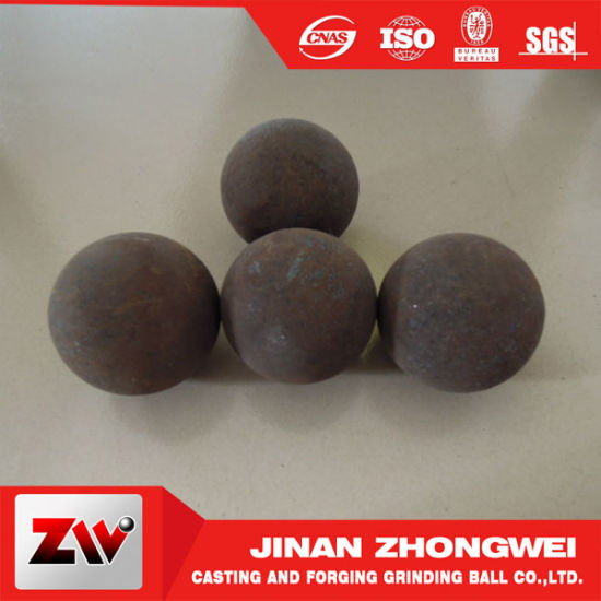 C45, 60mn, B2, B3 Forged Grinding Balls pictures & photos