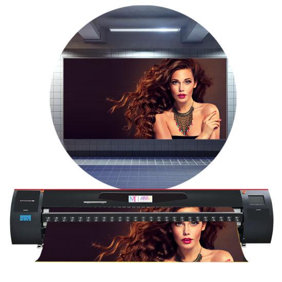 Mt Best Quality Konica Solvent Printer Digital Flex Printing Machine Mt-Kn5208 for Advertising