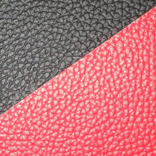 The New Suede Scratch Leather Artificial Leather, PVC Leather pictures & photos