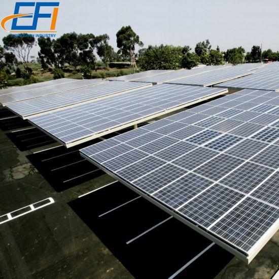 Solar Carport Power Kit Parking Garage, Garage Solar Power