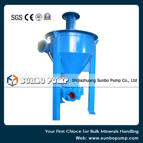 Centrifugal Oil Sand Handling Froth Pump
