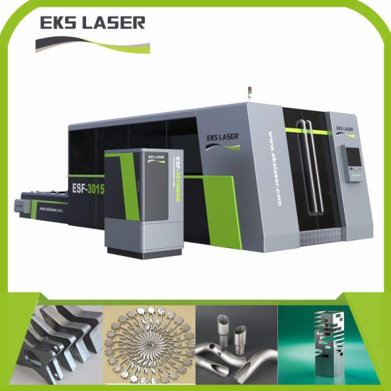 500W-3000W High Speed of Fiber Laser Cutting Machine for Metal Precision Machining Graving and Cutting
