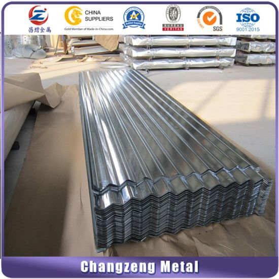 Steel Sheets Corrugated Roofing Plates (CZ-CP17) pictures & photos