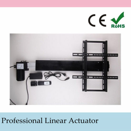TV Lift Linear Actuator Full Set with Brackets and Controller pictures & photos