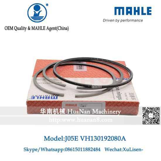 Hini Spare Parts J05e Mahle Piston Ring pictures & photos