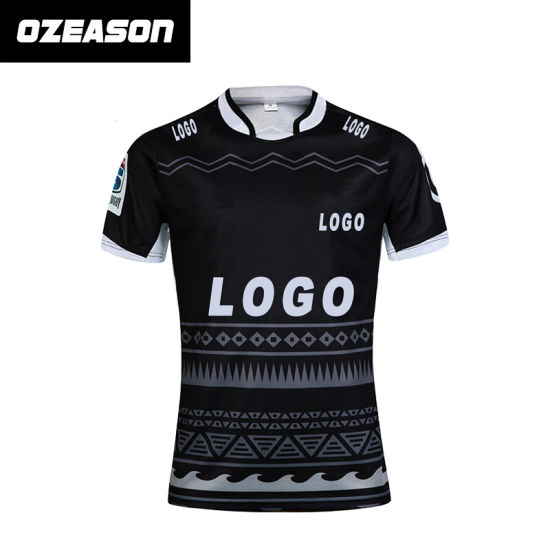 6c674ca6fd6 Sublimation High Quality Polyester Rugby Union Shirts for Men (R020)  pictures & photos