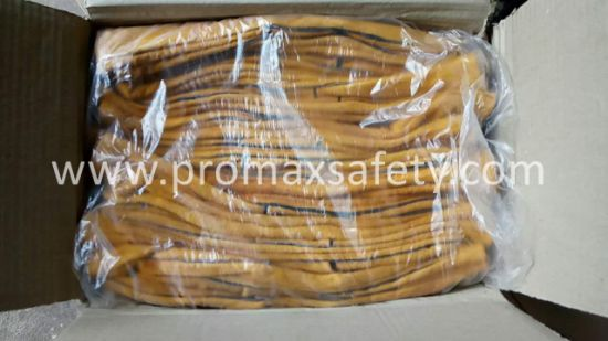 China Double Palm Safety Leather Welders Work Gloves - China