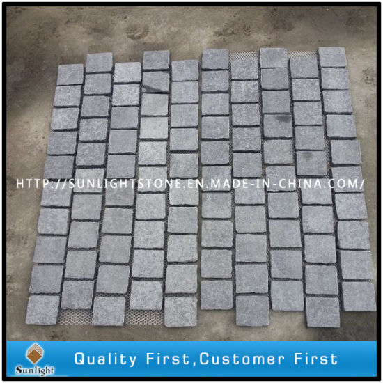 Permeable Flamed Grey /Black Basalt Paving/Pavers for Landscape /Garden/Yard pictures & photos