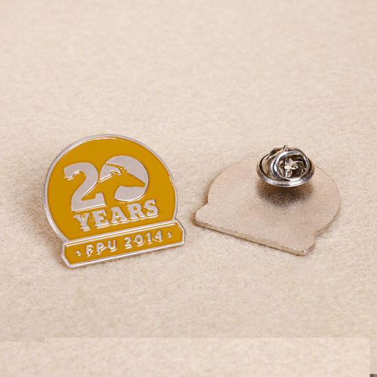 Factory Custom Metal Pin Badge with Custom Logo (YB-p-017) pictures & photos