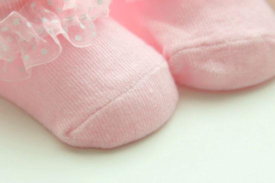 a85b59eac1d2e China Wholesale fashion Newborn Cute Baby Cotton Lace Socks - China Baby Lace  Socks, Baby Cotton Socks