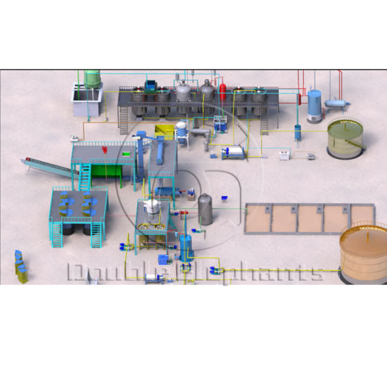 Hot Selling African Small Palm Oil Mill Machine Line (1-5T/H) pictures & photos