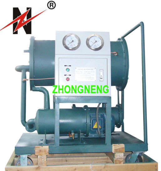 Used Light Fuel Oil Treatment, Diesel Purification System