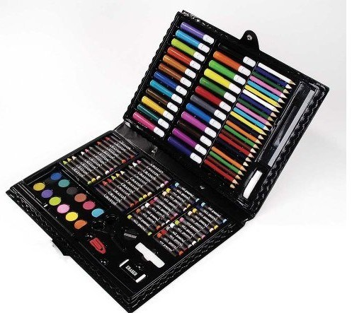 80 Pieces Kid Children Painting Set Drawing Art Set