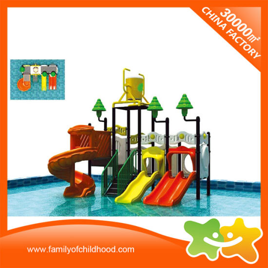 New Arrival Pirate Ship Kids Outdoor Games Playgorund Slide for Sale