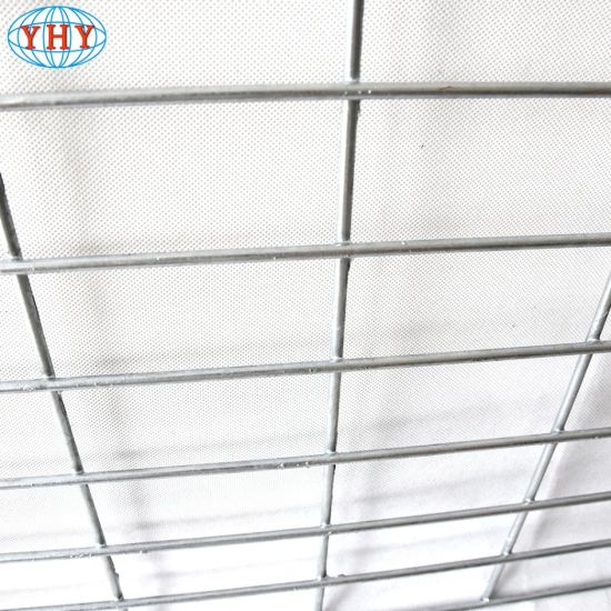 China Square Hole Shape Concrete Reinforcing Welded Wire Mesh ...