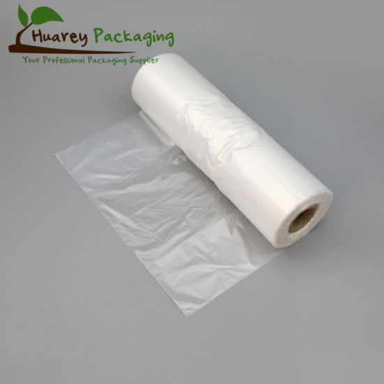 High Quality HDPE Plastic Fresh Freezer Bags on Roll