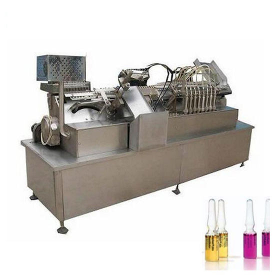 Hot Sell Glass Ampoule Filling and Sealing Machine