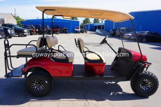 Hot Sell High Performance Ezgo Express L6 Gas Golf Cart