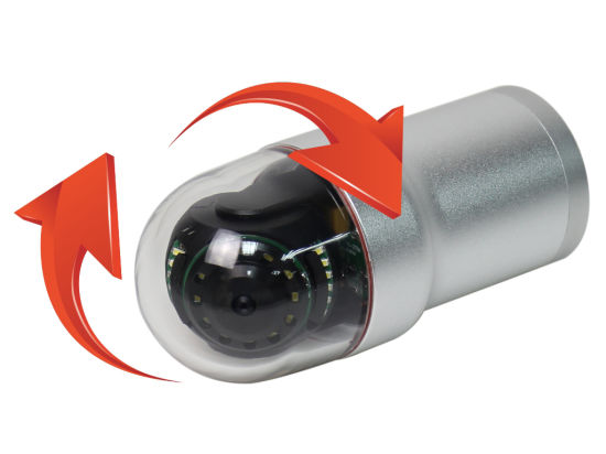 Pipe Sewer for Commercial Premises Inspection Camera pictures & photos