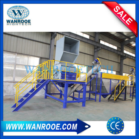 Hot Sale Pet Bottle Washing Recycling Plant pictures & photos