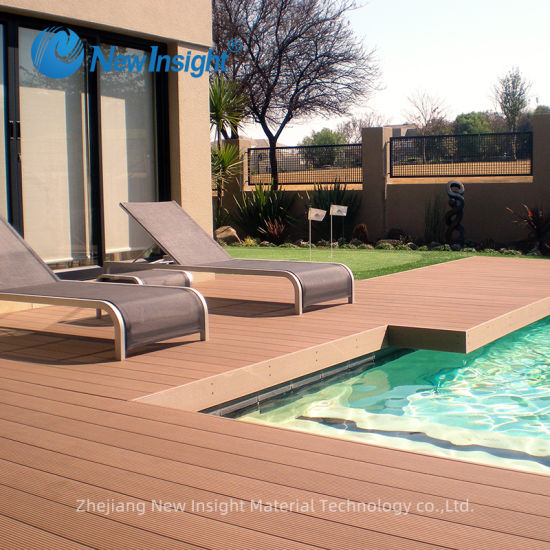 Best Quality Fsc Certified Wood Plastic Composite WPC Decking