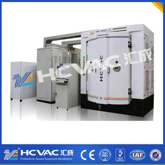 Water Faucet Vacuum Coating Machine, Faucet PVD Coating Plant pictures & photos