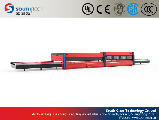 Southtech Forced Convection Low-E Glass Tempered Equipment (TPG-A)