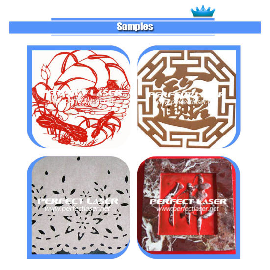 Advertising Laser Cut and Engrave Purpose MDF CO2 Laser Cutters pictures & photos