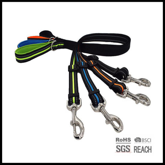 Safety Nylon Pet Dog Leash Leads with Padded Handle Pet Supply