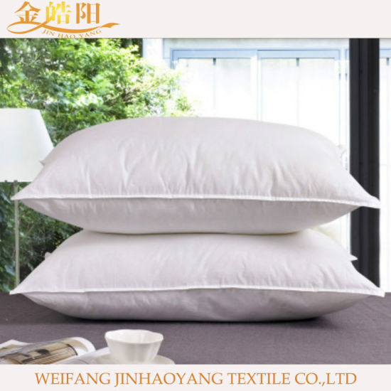 Duck Down Feather Pillow For Hotel