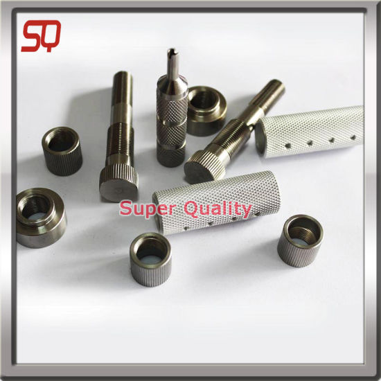 Foshan Aluminum CNC Lathe Machining Service Turning Parts pictures & photos