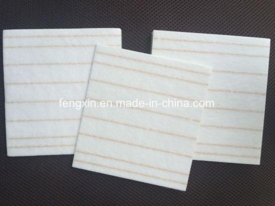 Fiber Glass Mat Battery Separator Electronic Insulation Sheet