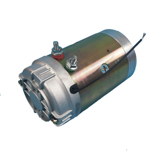 Hot Selling 60V 2.2kw Hydraulic DC Motor with Good Price