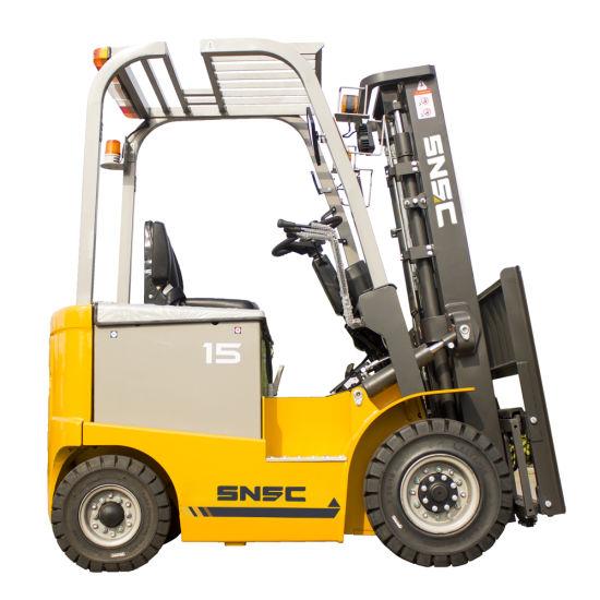 1.5ton 2ton 2.5ton Mini Electric Forklift Truck