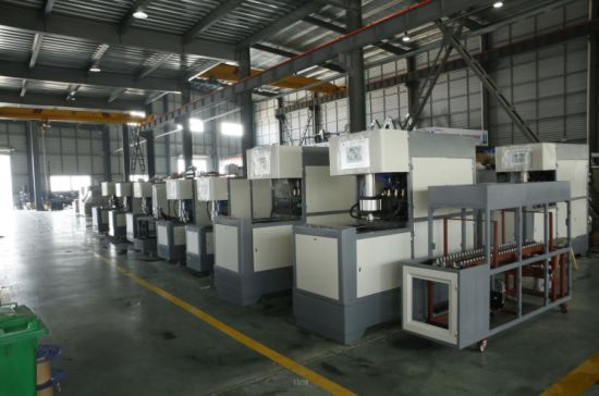 Full-Automatic Blowing Machine (BX-S2-A) pictures & photos