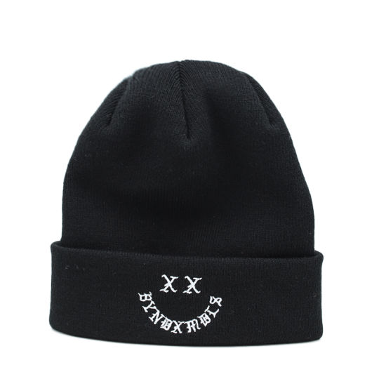 bb6bd4bd890 China Custom Beanie Hat with Embroidered Logo for Winter Outdoor ...