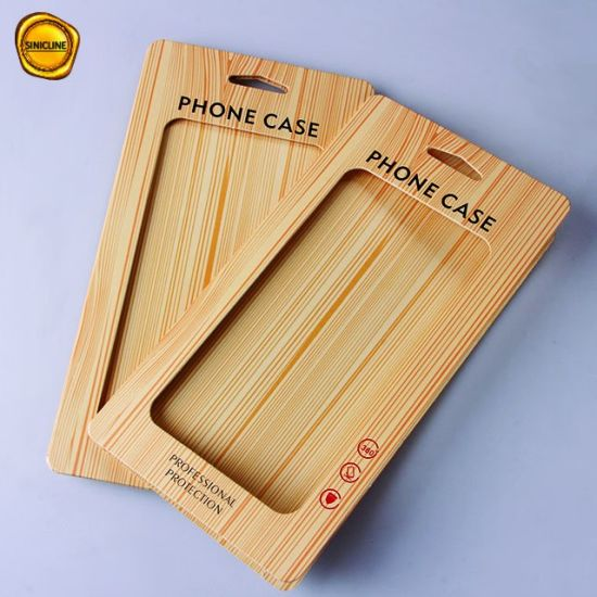 Sinicline Custom Retail Box for Packaging for Cell Phone Accessories/Paper  Envelope Screen Protector Packaging