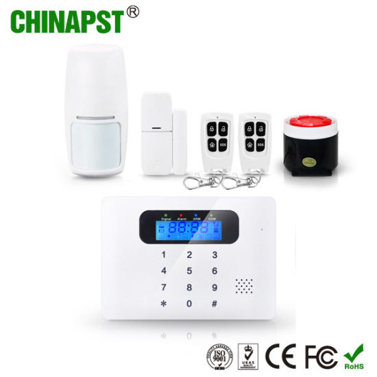 2019 Promotion Price 433MHz Wired Smart Security Mini GSM Home Alarm (PST-G30C) pictures & photos