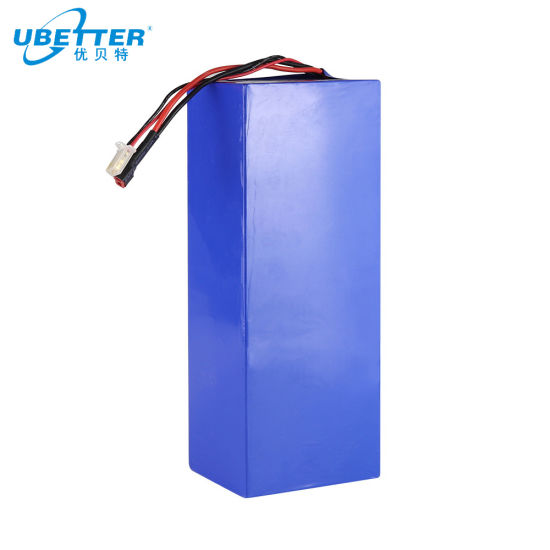 24V 50ah Ebike Battery LiFePO4 Battery Pack Lithium Battery with BMS