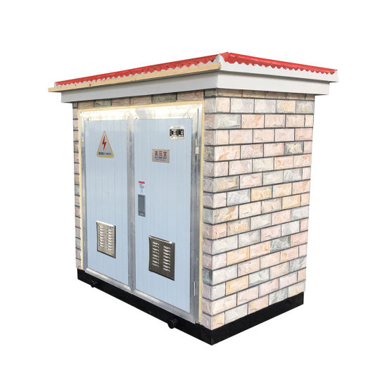 Outdoor Box Type Power Transformer Distribution Substation