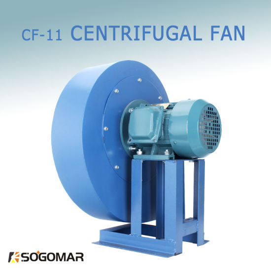 (CF-11) 220/380V Centrifugal Blower with Two Color for Public Ventilating