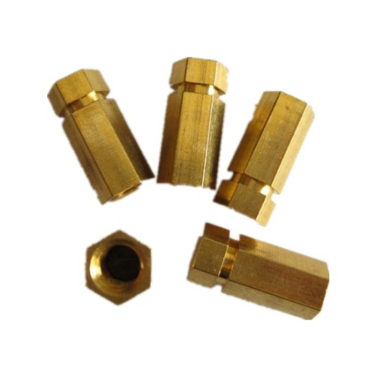 CNC Machining Brass Parts Pull Used in Furniture